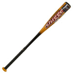 "New Louisville SL810S Samurai Senior League Bat 2 5/8"" Orange"