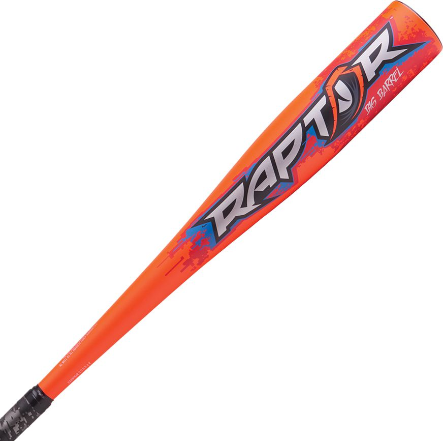 "New Rawlings US8R8 RAPTOR Youth Big Barrel Baseball Bat 2 5/8"" (-8) USA"