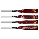 "New DeMarini Voodoo VD5-15 Senior League Baseball Bat Red 2 5/8"" Barrel"