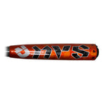 "New DeMarini NVX Vexxum VX515 Senior League Baseball Bat 2 5/8"" Org/Bl"