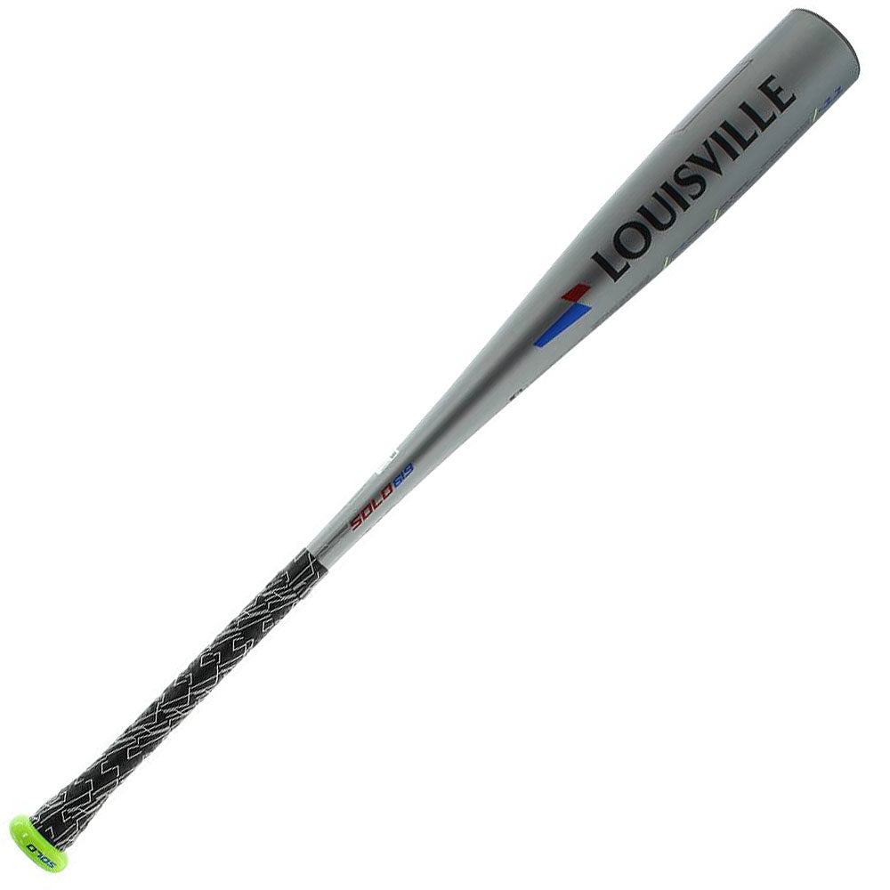 "New Louisville Slugger Solo 619 -11 2 5/8"" USA Baseball Bat Alloy"