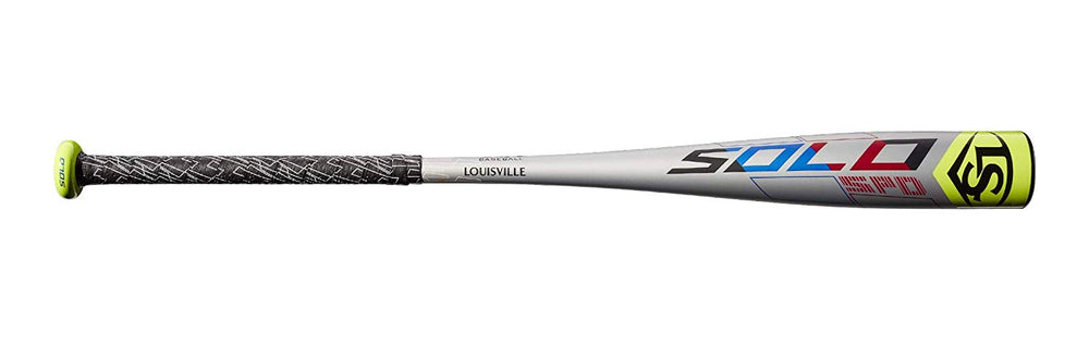 "New Louisville Slugger 2019 Solo SPD (-13) 2 1/2"" USA Baseball Bat"