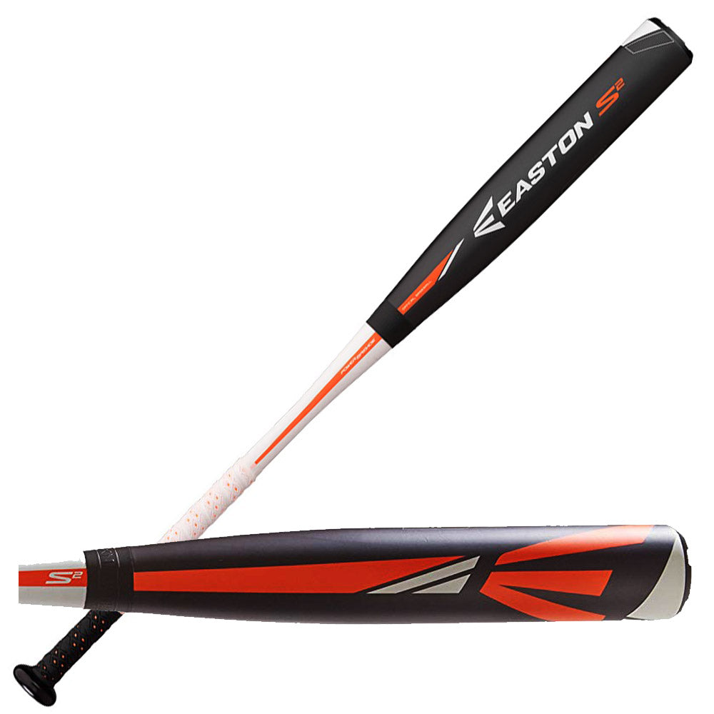 New Easton S2 YB15S2 Little League Baseball Bat Black/Orange 2016 -13