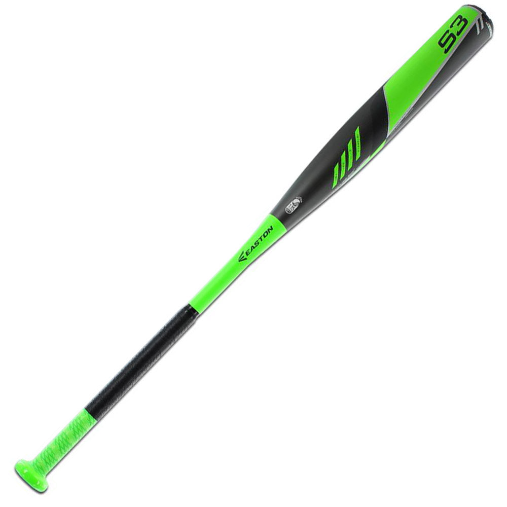 New Easton S3 YB16S313 Little League Baseball Bat Gray/Green 2016 2 1/4""