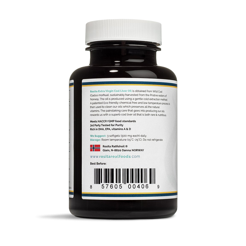 ROSITA EVCLO 90 SOFTGELS