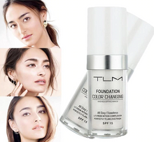 ALL-IN-ONE FOUNDATION | REVOLUTION: 1 PRODUKT FÜR ALLE HAUTTYPEN
