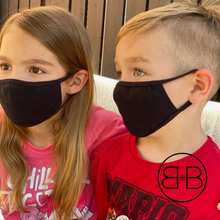 Load image into Gallery viewer, Reusable Children's Face Mask - Birth and Babe Apparel