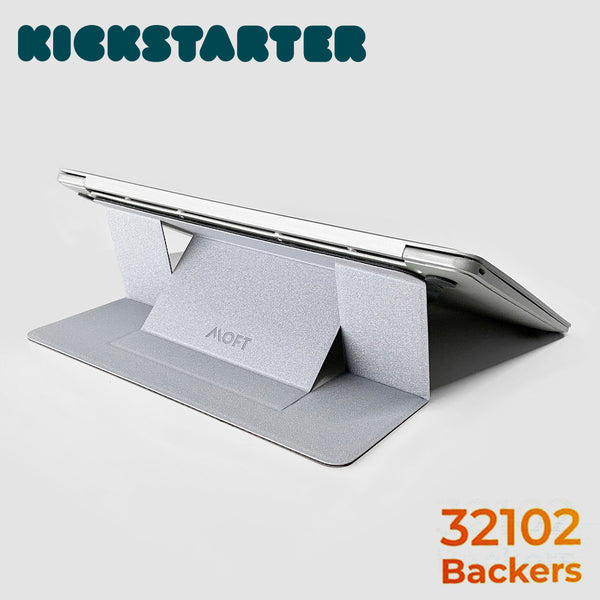 MOFT:World's First Invisible Laptop Stand