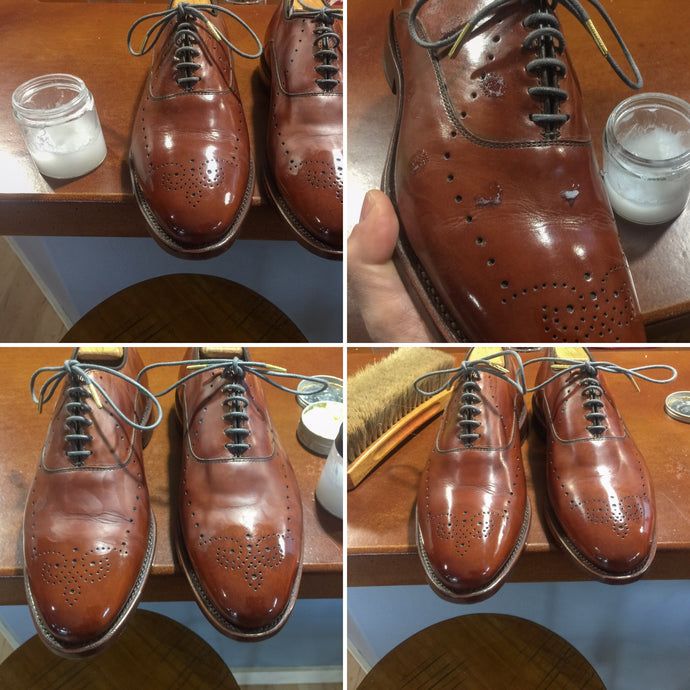 Conditioning Allen Edmonds Weybridge