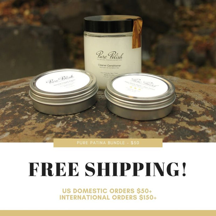Free Shipping to US and International