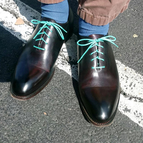 Beckett Simonon Wholecut Oxfords by Nate Branscom (@nate_branscom_style)