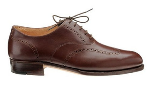 Blind Brogue Men's Dress Shoe