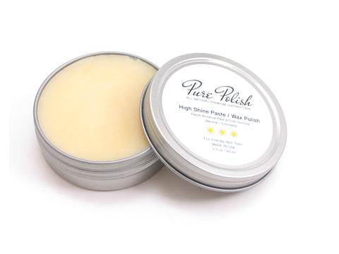 Pure Polish High Shine Wax Polish