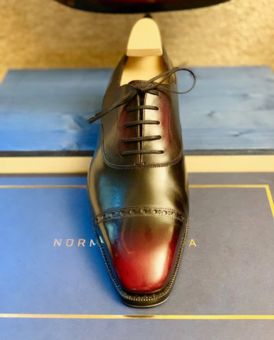 Norman Vilalta Bespoke Shoemaker Made in Spain by Andre Simha (@andrel42)