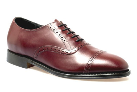 Quarter Brogue Men's Dress Shoe