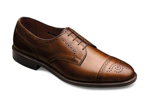 Semi-brogue Men's Dress Shoe