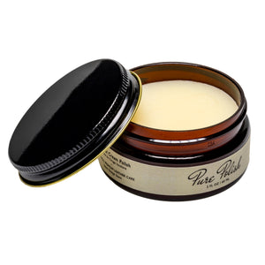 Neutral Cream Polish Leather Shoe Polish by Pure Polish