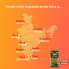What is foxtail millet called across India?