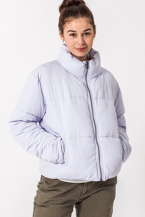 Chelsie Cropped Puffer Jacket