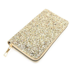 Glitter Wallet - Other Colors Available