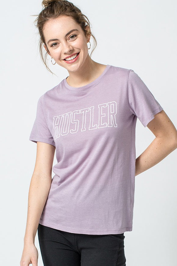 Hustler Graphic Tee