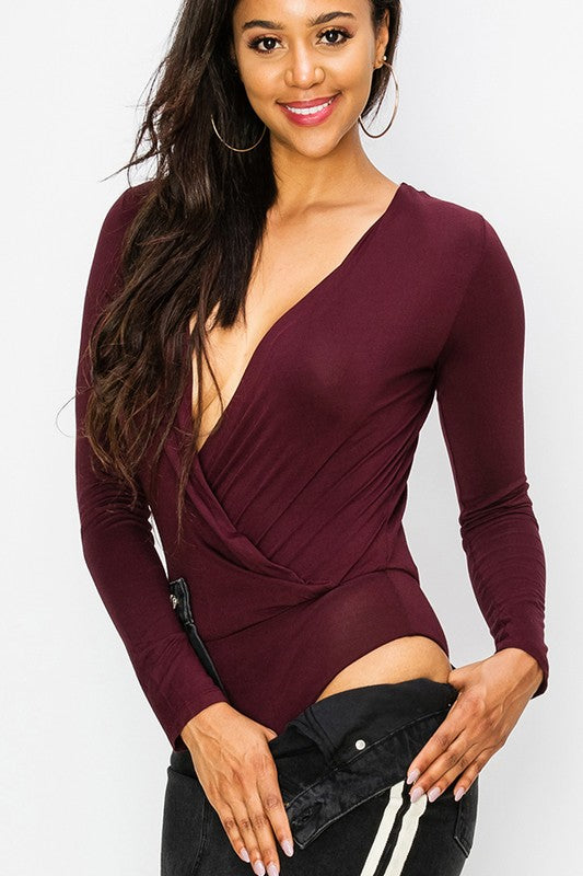 Keaton Long Sleeve Bodysuit