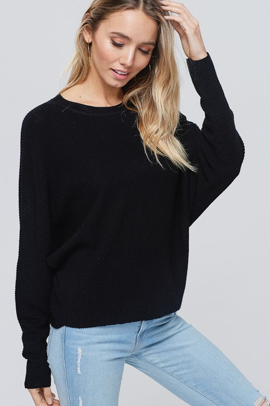 Kate Dolman Sleeve Sweater