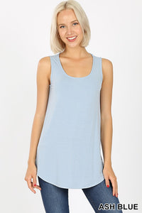 Kori Round Neck Tank - Other Colors Available