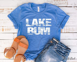 Lake Bum Tee - Plus Available
