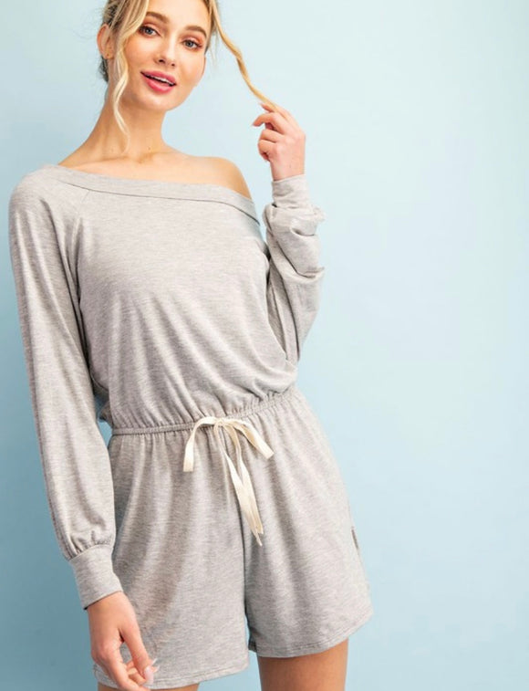 Bailey Lounge Romper