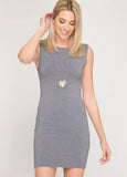 Sara Basic Bodycon Dress - More Colors