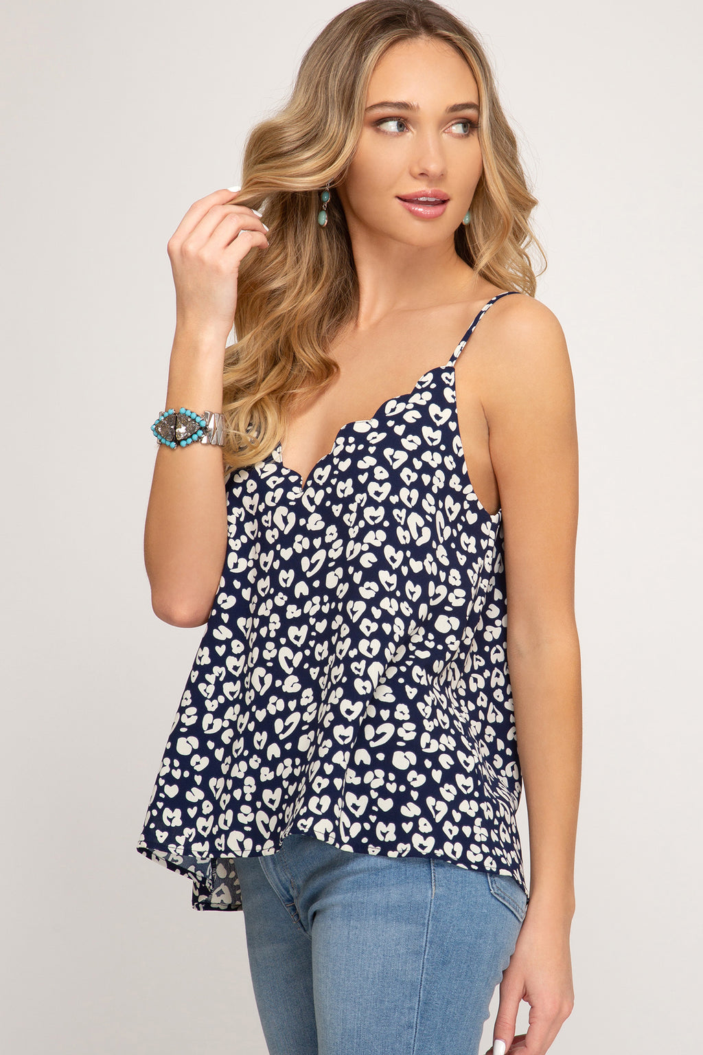 Cami Printed Tank - Other Colors Available