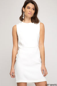 Angie Sleeveless Dress