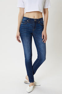 Margo Mid-Rise Basic Skinny - Plus Available - KanCan