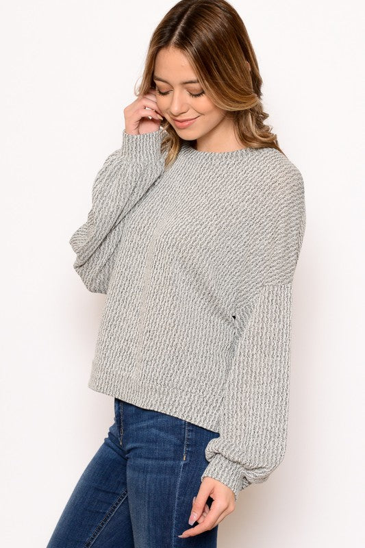 Soft Long Sleeve Sweater