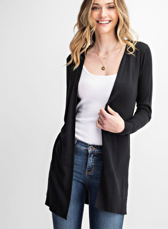 Lennon Longline Cardigan - More Colors