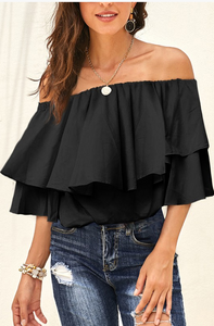 Camilla Off-Shoulder Top