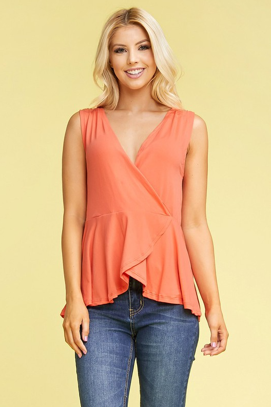 Clementine Sleeveless Top