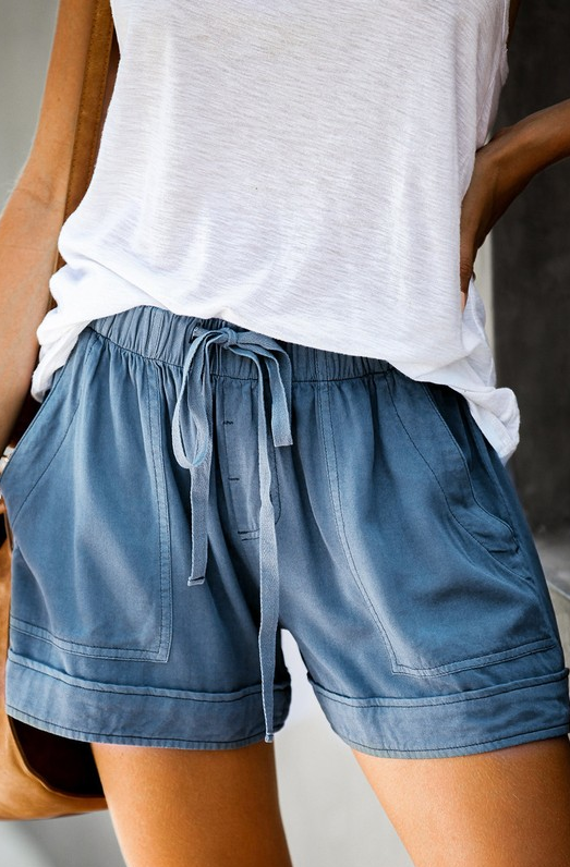 Decker Drawstring Shorts