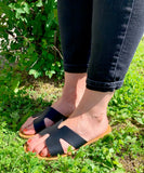 Rose Sandal - Black Also Available