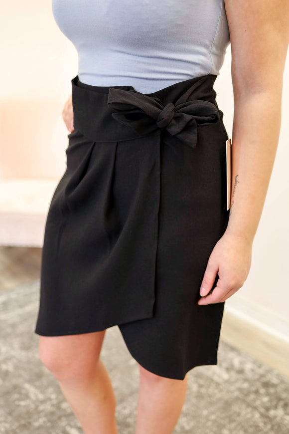 Tia Asymmetrical Skirt