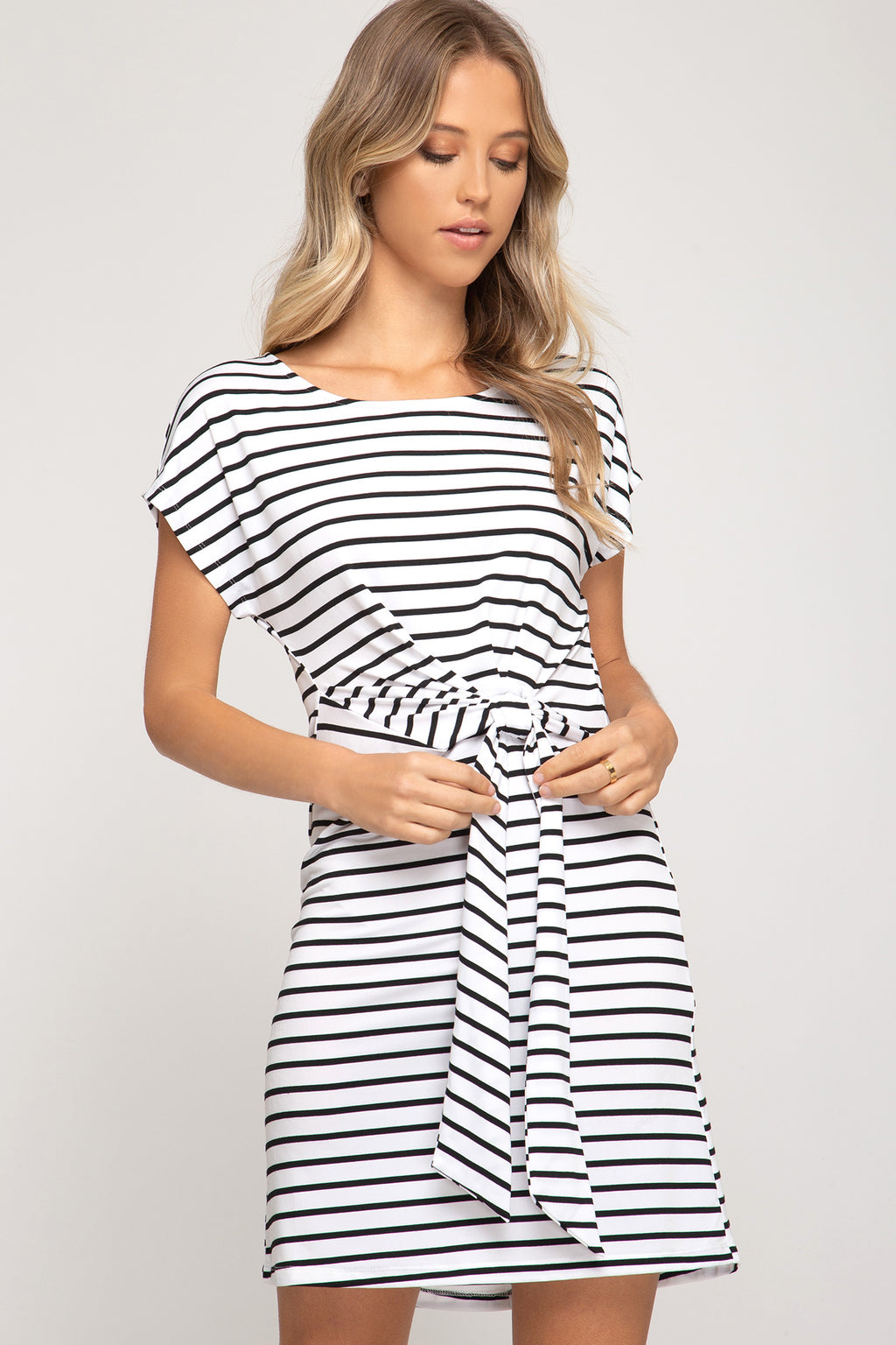 Rylee Striped Dress
