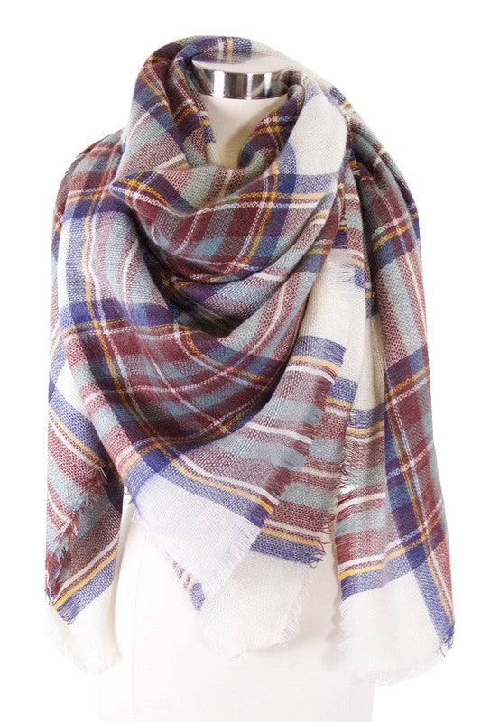 Hana Blanket Scarf - More Colors