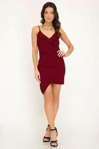 Alexa Ruffle Cami Dress - Other Colors Available