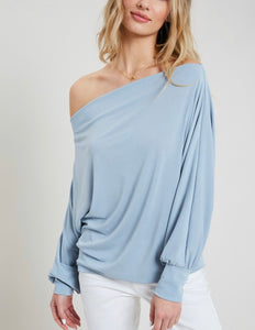 Ella Balloon Sleeve Top