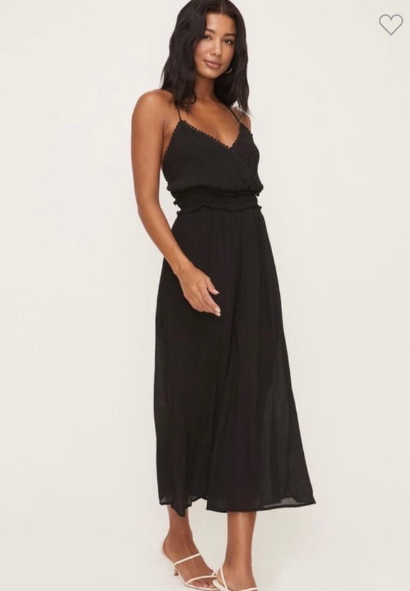 Emerson Strappy Back Jumpsuit