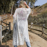 Fleetwood Boho Lace Kimono - More Colors