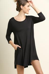 Emma Casual T-Shirt Dress