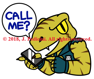 Text Message Stickers   (Digital Download) - RaptorCop