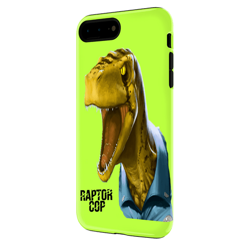 Raptor Cop   iPhone 7 Plus Tough Cell Phone Case - RaptorCop